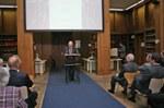 Festvortrag von Prof. Dr. Walter Grasskamp, Akademie der Bildenden Künste München, im großen Lesesaal der Bibliothek