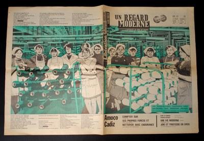 Bazooka: Un regard moderne: L'actualité du mois en image, No. 2 (April 1978
