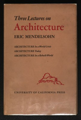 Three lectures on architecture