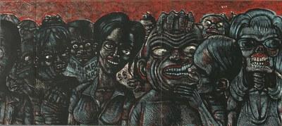 Matthias Lehmann, Cercle vicieux, 1999