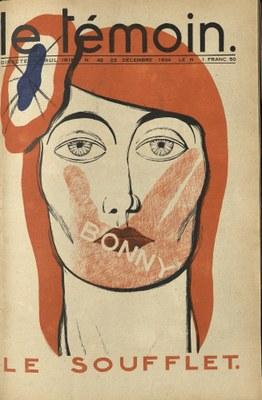 Paul Iribe, Le Témoin, 1933