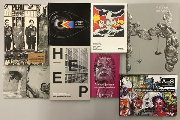 Dezember 2018 // Neuer Erwerbungsschwerpunkt lateinamerikanische Kunstliteratur