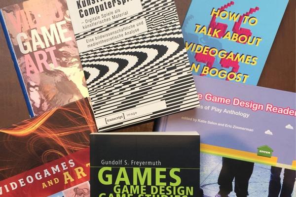"""Mai 2018 // Erweiterung des Erwerbungsprofils um das Thema """"Game Studies"""""""