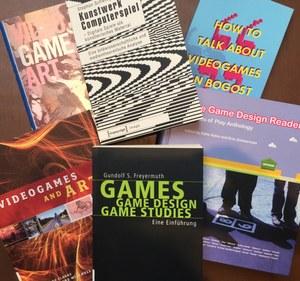 """Die Bibliothek des ZI erweitert das Erwerbungsprofil um das Thema """"Game Studies"""""""