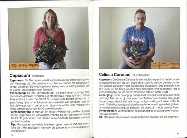 Laurence Aëgerter (*1972): Meer vreugde met ... kamerplanten. (2) D3-AEGE 740/56 R