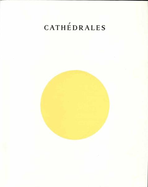 Laurence Aëgerter: Cathédrales. (1) D3-AEGE 740/52 R