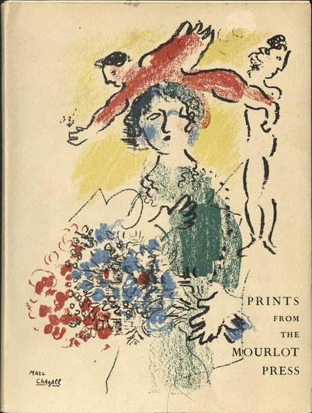 Prints from the Mourlot Press. Zz 1964/30 R
