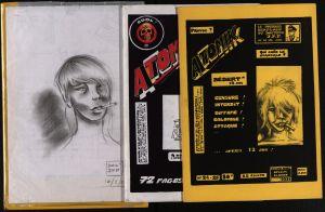 Atomik: le journal sexplosif du docteur J. P. P. [i.e. Jean-Paul de Peretti aka Jipépé (1957-)] et ses amis. No. 24/25 (3e trimestre 1998) : spécial clones.Paris:  Paris: Autoédition Doc' J.P.P., 1998