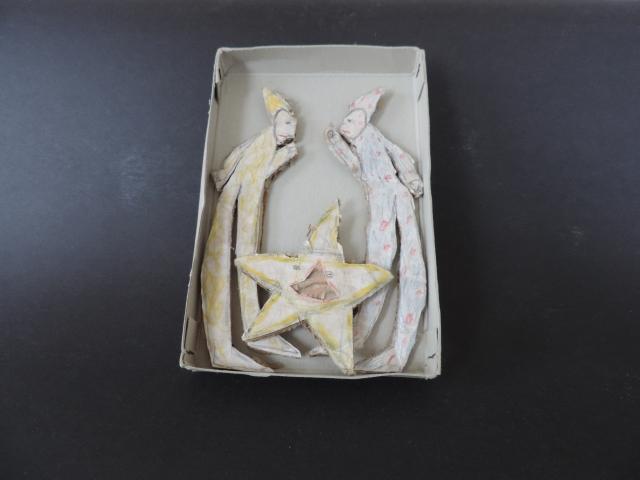 Annette Messager (*1943 in Berck, Pas-de-Calais)  Mes travaux d'aiguille / par Annette Messager collectionneuse  [um 1972 ?]