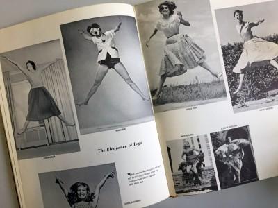 Philippe Halsman's Jump book. - New York : Simon and Schuster, 1959 (aus der Bibliothek von Stefan Moses)Foto: Zentralinstitut für Kunstgeschichte