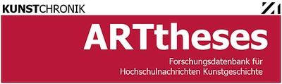 ARTtheses-Datenbankabfrage starten