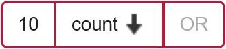 ARTtheses Button Count