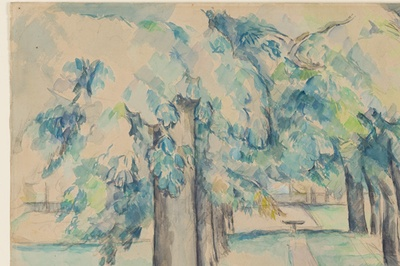 Projekt_Fabienne_Ruppen_Publikationsprojekt Puzzling Cézanne. Skizzenbücher und lose Blätter