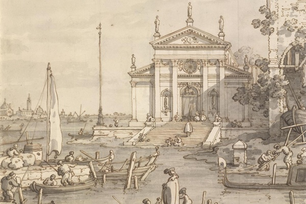 Camilla Pietrabissa // On the move, in the city.  Landscape drawing and (sub)urban culture in 18th-century Europe