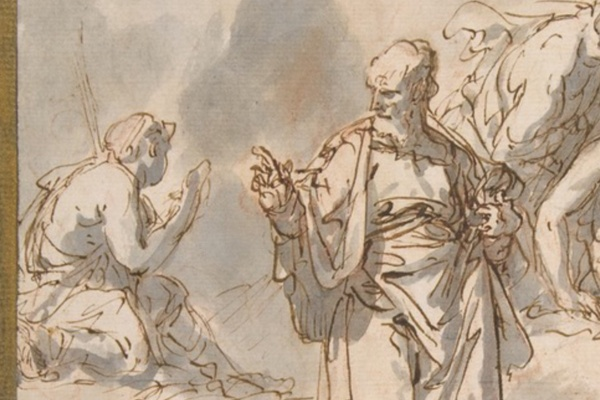 Giulia Fort: Drawing in the workshop. The functions of drawing in 18th century Venetian ateliers, from Ricci to Tiepolo