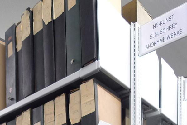 """Erschließung und digitale Edition der """"Sammlung Schrey"""". Kunsthandel, Kunstpublizistik und Kunstgeschichte 1880-1920"""