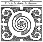 Georges-Louis Le Rouge: Détail des nouveaux jardins à la mode. Réimpression de l'édition originale  Paris 1775-1790
