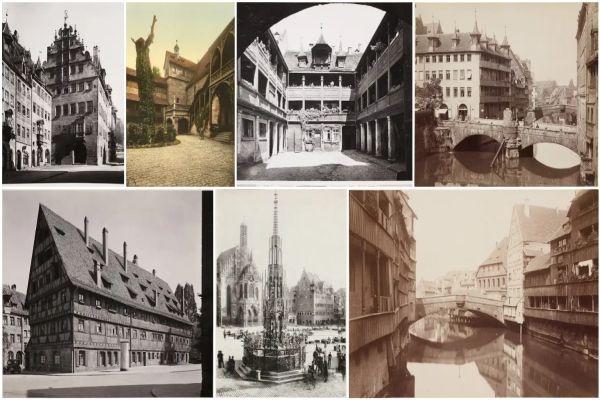 Neue Bestände der Photothek online – Nürnberg