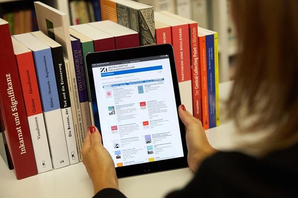 ZI-Publikationen im Open Access