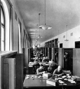 Bildergalerie zum ehemaligen Verwaltungsbau der NSDAP