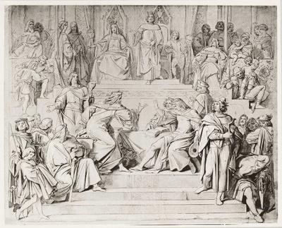 Beispielbild Sonderbestand der Handzeichnungen Moritz von Schwinds